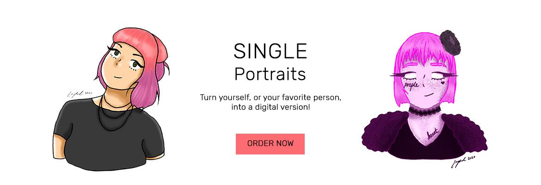 SINGLE Portraits